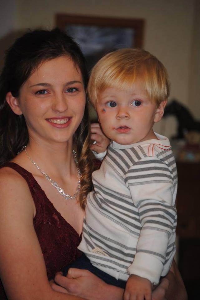 Lexy and Keegan 2016